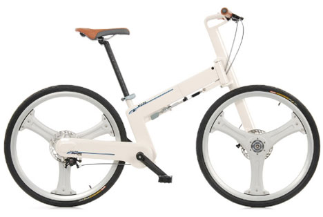 iF Mode Full-Size Folding Bike Assembles In Seconds