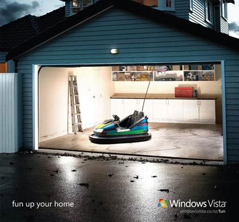 Microsoft's Windows Vista Ad Is Full Of Hot Air
