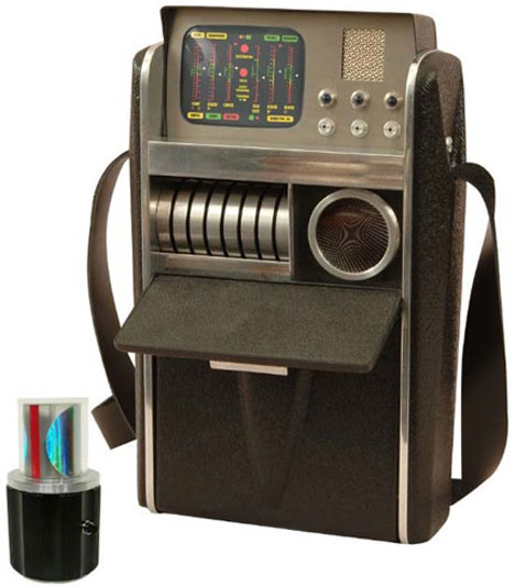 Star Trek Original Series Tricorder Props Up Your Role-Play
