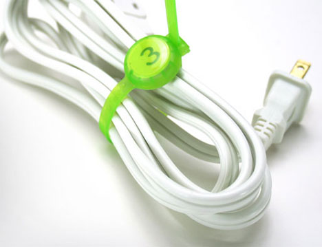 Dotz Make Cable Management Fun [Cordstrap]