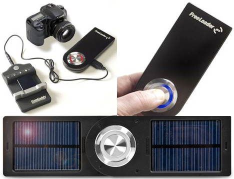 Freeloader Pro Solar Charger Powers Your Gadgets Anywhere