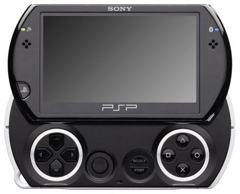 PSP Go: Sony Unveils Next-Gen Portable Gaming System [Full]