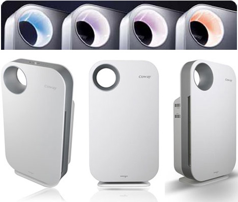 Coway AP-1008 Air Purifiers Put A Hole In Home Pollution Levels