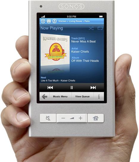 Sonos CR200 Touchscreen Multi-Room Music Controller