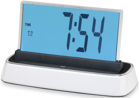 Voice Interactive Alarm Clock Responds To Verbal Commands