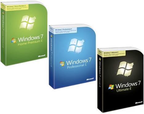 Windows 7 Pre-Order Sale Hits UK Midnight Tonight
