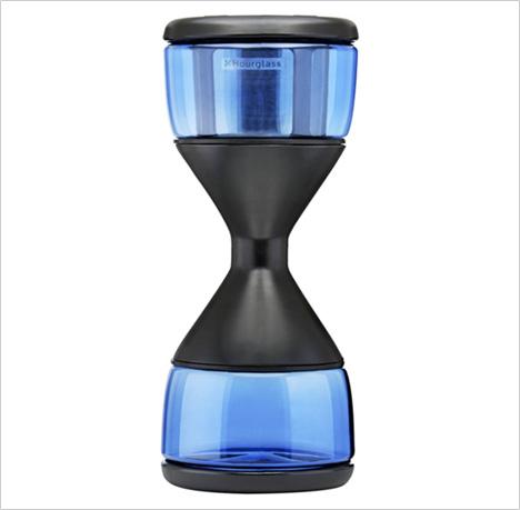 Coffee Hourglass Reduces Acid, Enhances Flavor, Saves You Time.