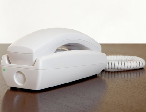 The Motion Detecting Telephone