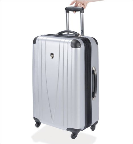 World's Lightest Impervious Luggage Won't Weigh You Down