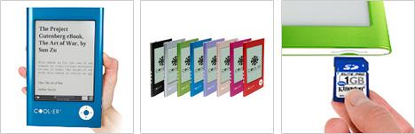 COOL-ER eBook Reader [All Colors]