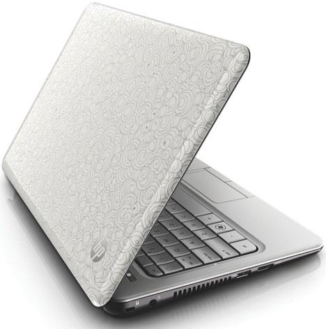 HP Mini 311 Netbook [White}