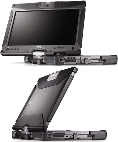 Dell Latitude XT2 XFR Rugged Multi-Touch Tablet PC