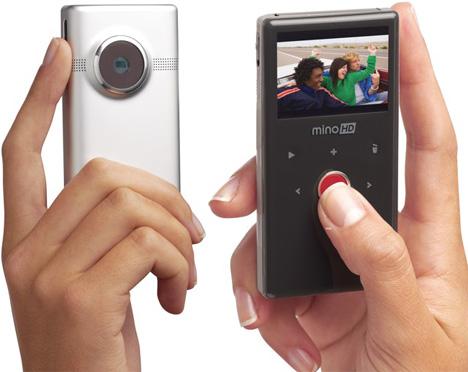Flip MinoHD 120 Min Pocket Camcorder