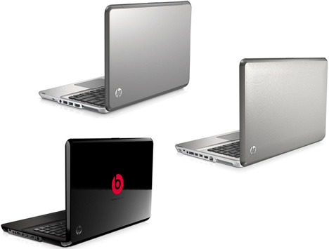 HP Envy 13, Envy 15, BEATS Edition Laptops Now Available