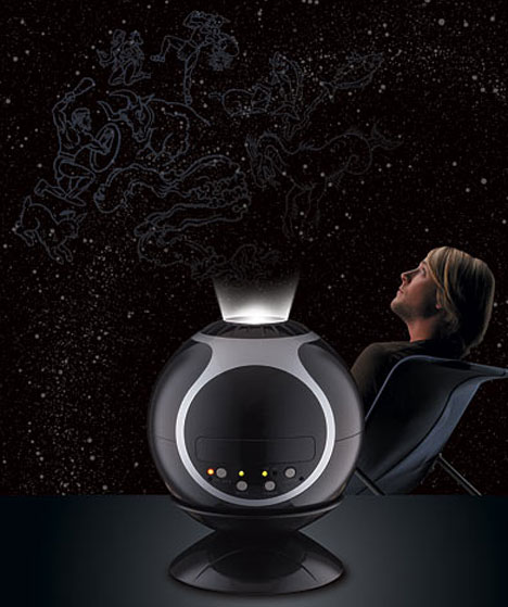 Star Theater Pro Home Planetarium [In Action]