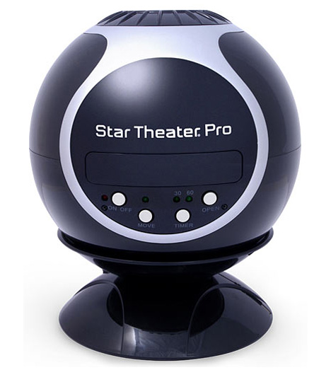 Star Theater Pro Home Planetarium [Product Shot]