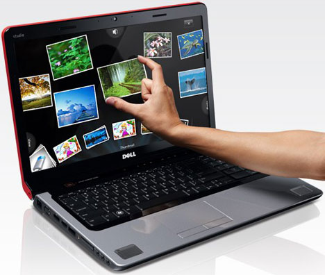 Dell Studio 17 Multitouch Laptop