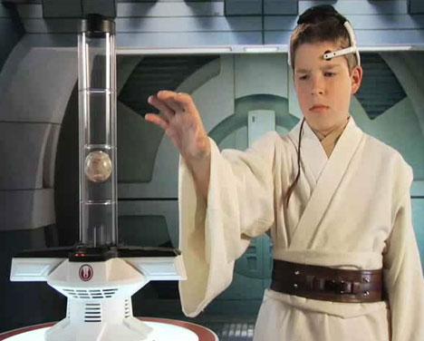 Jedi Mind Control Game