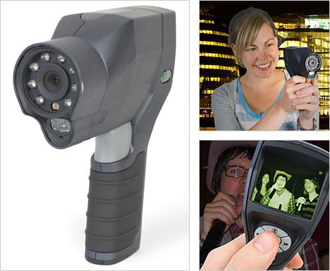 NightVision Digital Video Camera
