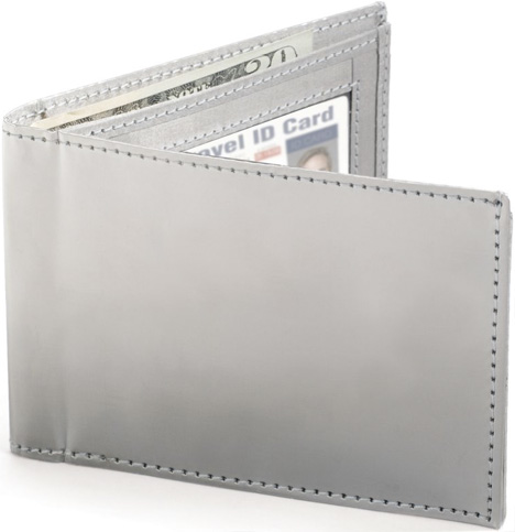 The Only Stainless Steel Wallet