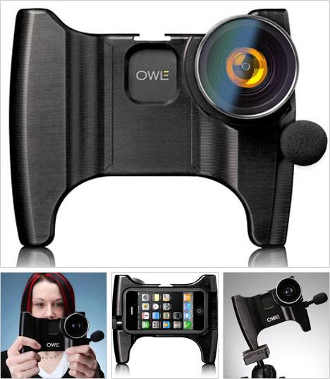 OWLE iPhone Video/Audio Rig