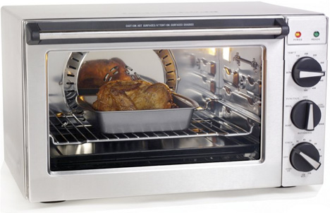 Best Countertop Convection Oven Cooks Evenly For Supreme Pizzas, Juicy ...