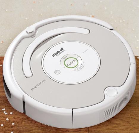 Pet Owner's Robotic Vacuum [Pet-Series Roomba]