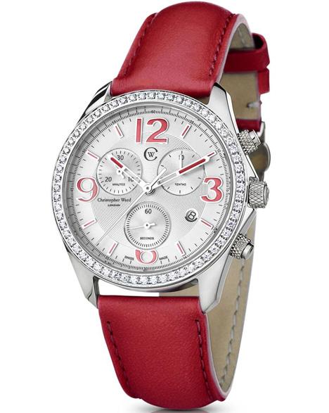 Christopher Ward W7 Rapide Diamond Watch