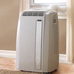 Get information on different types of air conditioners here When the thermometer goes up and up and your old air conditioner quits, it is time to go shopping.