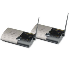 The Wireless Home Intercom System