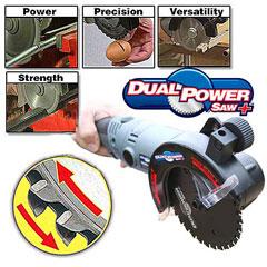 Dual Power Saw Plus
