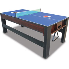 Three-In-One 84-Inch Game Table