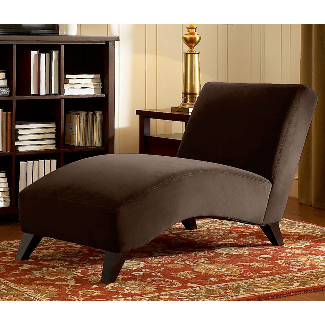 Bella chaise lounge chair provides ergonomic support so for Bedroom chaise lounge