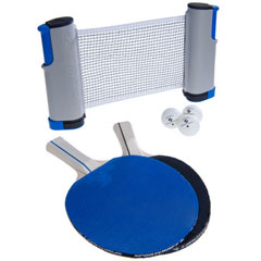 Table Tennis To Go Portable Ping Pong Set