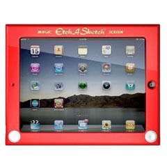 Etch A Sketch® iPad Case