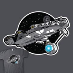 Millenterprise Falcon T-Shirt