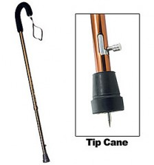 Duro-Med Retractable Ice-Tip Cane