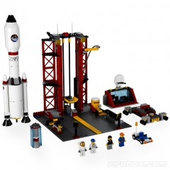 Lego City Space Center
