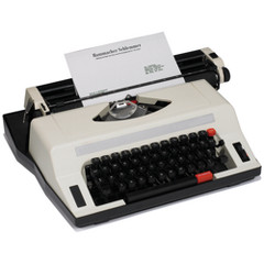 The Classic Manual Typewriter