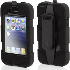 Griffin Survivor Extreme-Duty Case for iPhone 4