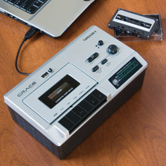 The Cassette To MP3 Converter