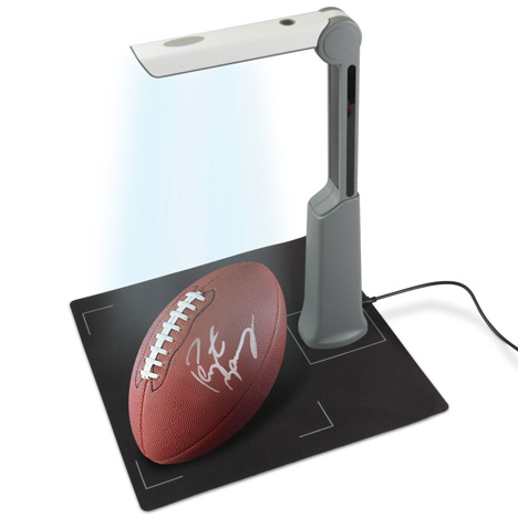 Document And Object Digitizer [Football]