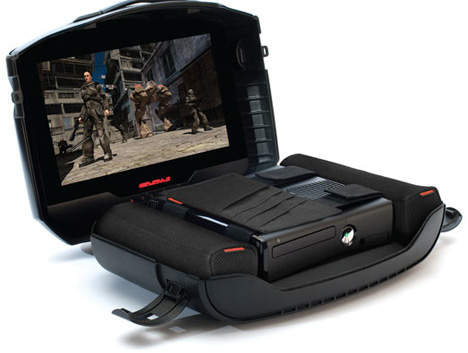 GAEMS G155 Mobile Gaming System [gaming on-the-go]