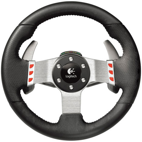 Logitech G27 Racing Wheel [take her for a spin]