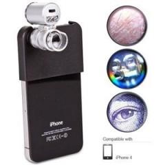 Mini Microscope for iPhone 4