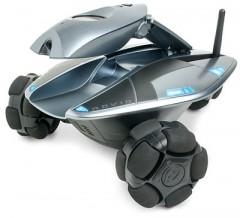 Rovio Wifi Roaming Bot