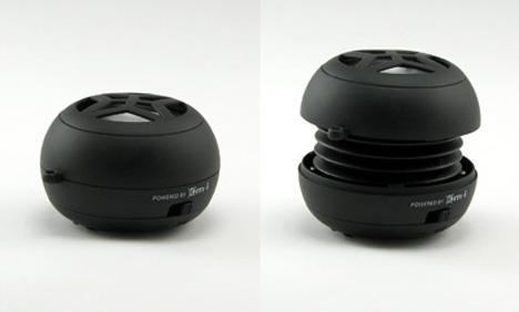 X-mini Capsule Speaker [Open And Shut Case]