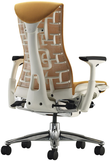 Herman Miller Embody Chair [our spines as one]