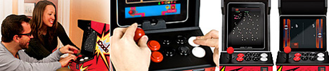 iCade For iPad [Play Time]