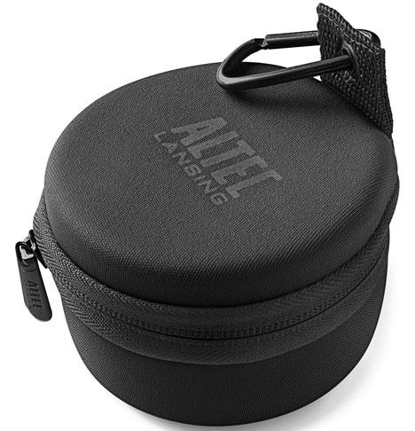 Altec Lansing ORBIT Ultra-Portable Speaker [protection? on the case!]